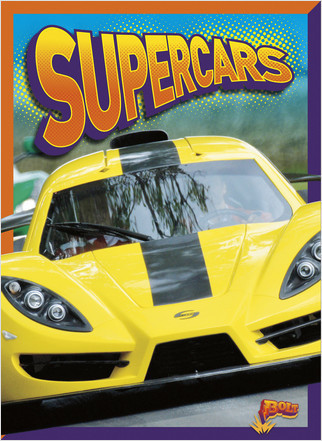Cover: Supercars