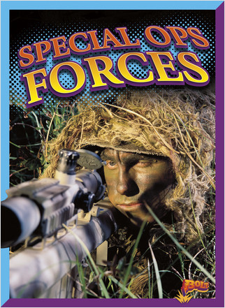 Cover: Special Ops Forces