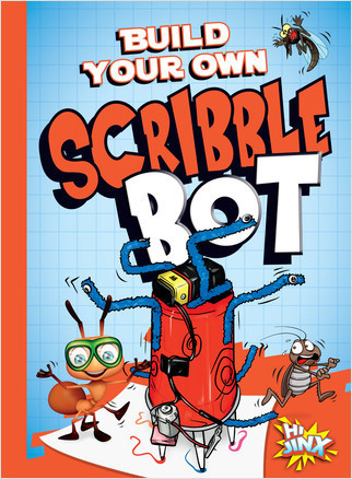 Cover: Build Your Own Scribble Bot