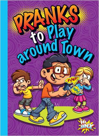 Cover: Pranks to Play around Town