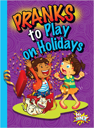 Cover: Pranks to Play on Holidays