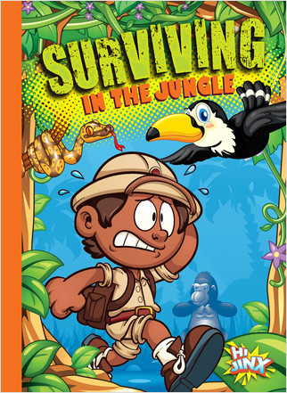 Cover: Surviving in the Jungle