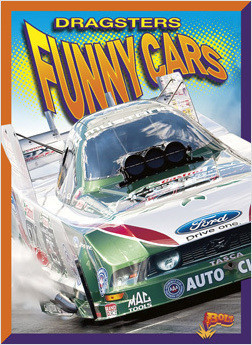 Cover: Dragsters Funny Cars