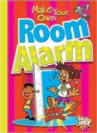 Cover: Make Your Own Room Alarm