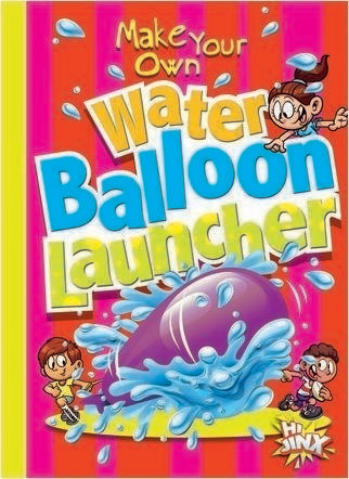Cover: Make Your Own Water Balloon Launcher