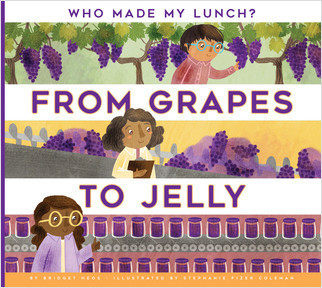 Cover: From Grapes to Jelly