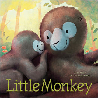 Cover: Little Monkey