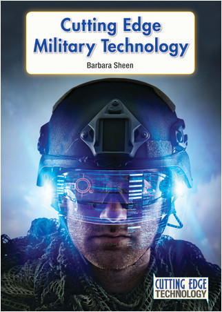 Cover: Cutting Edge Military Technology