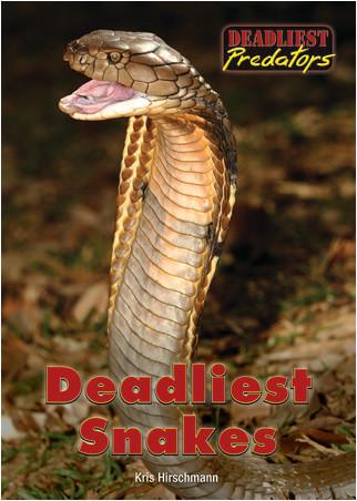 Cover: Deadliest Snakes