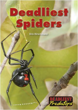 Cover: Deadliest Spiders