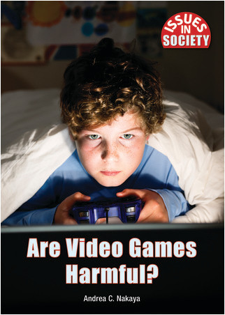 Cover: Are Video Games Harmful?