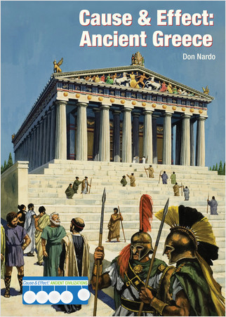 Cover: Cause & Effect: Ancient Greece