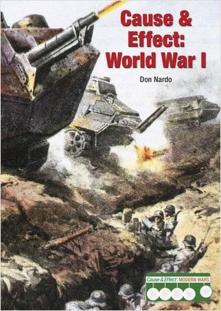 Cover: Cause & Effect: World War I