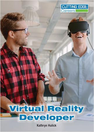Cover: Virtual Reality Developer