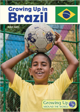 Cover: Growing Up in Brazil