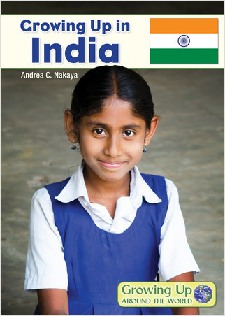 Cover: Growing Up in India