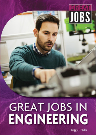 Cover: Great Jobs in Engineering