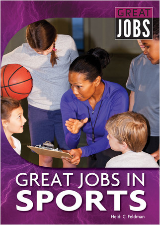 Cover: Great Jobs in Sports