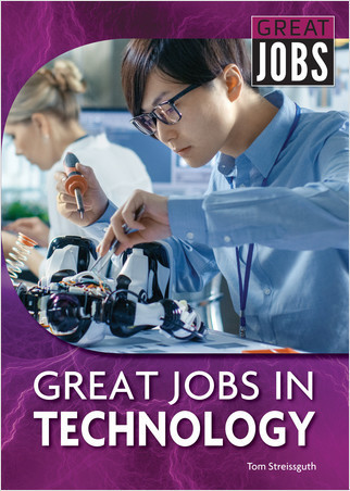 Cover: Great Jobs in Technology