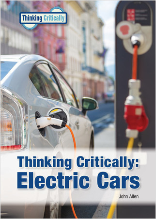 Cover: Thinking Critically: Electric Cars