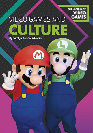 Cover: Video Games and Culture