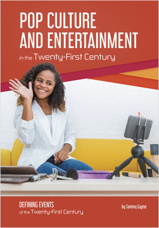Cover: Pop Culture and Entertainment in the Twenty-First Century