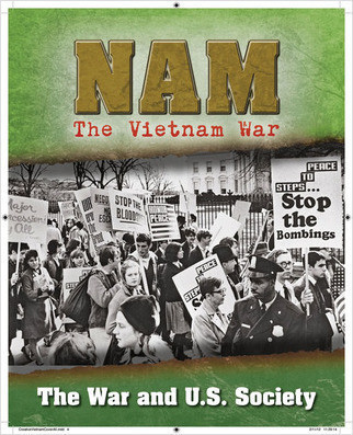 Cover: The War and U.S. Society
