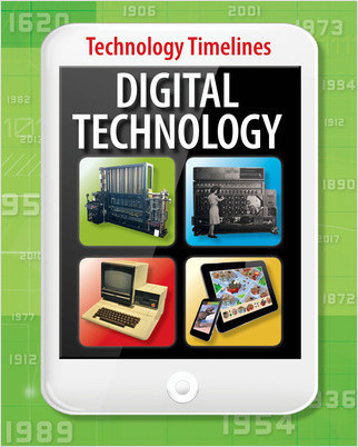 Cover: Digital Technology