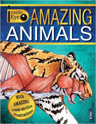Cover: Amazing Animals