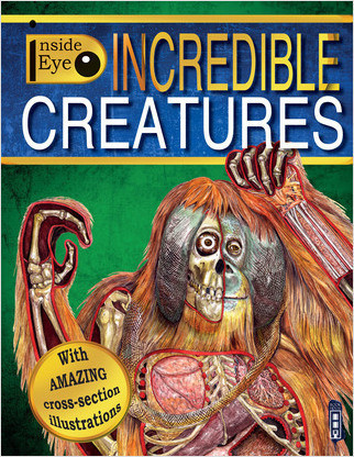 Cover: Incredible Creatures