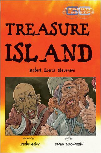 Cover: Treasure Island