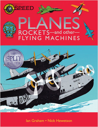 Cover: Planes, Rockets and Other Flying Machines