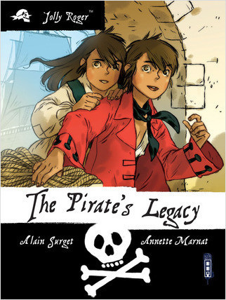 Cover: The Pirate's Legacy