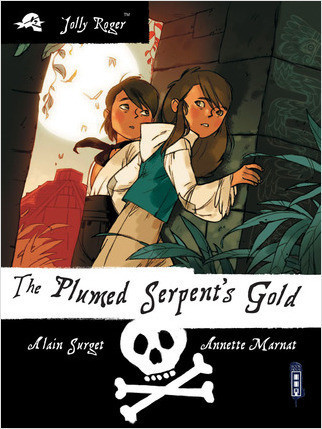 Cover: The Plumed Serpent's Gold