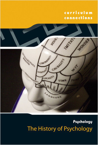 Cover: The History of Psychology