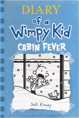 Cover: Diary Of A Wimpy Kid