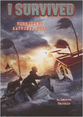 Cover: I Survived Hurricane Katrina, 2005