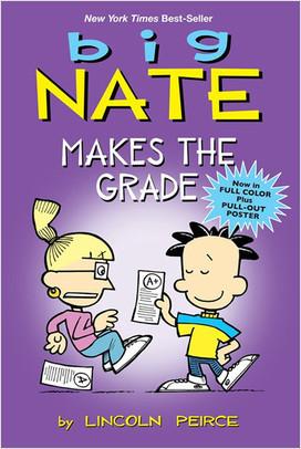 Cover: Big Nate Makes The Grade
