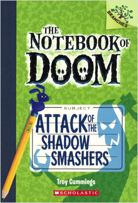 Cover: Notebook Of Doom