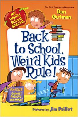 Cover: My Weirdest School