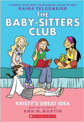 Cover: The Baby-Sitters Club Graphix