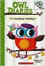 Cover: Owl Diaries -- Branches