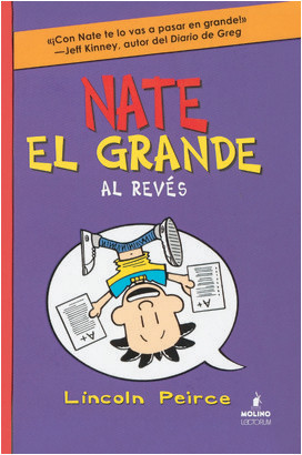Cover: Big Nate - Spanish