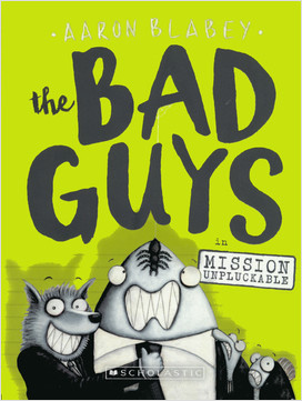 Cover: Bad Guys