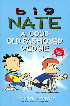 Cover: A Good Old-Fashioned Wedgie