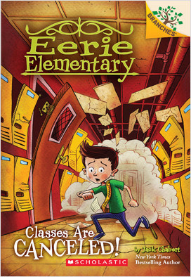 Cover: Eerie Elementary -- Branches