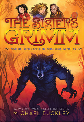 Cover: The Sisters Grimm