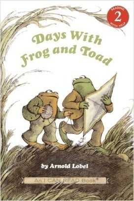 Cover: Frog and Toad: I Can Read! Level 2