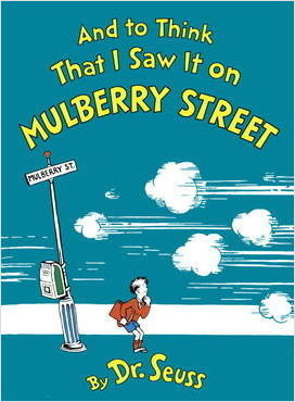 Cover: And To Think That I Saw It On Mulberry Street
