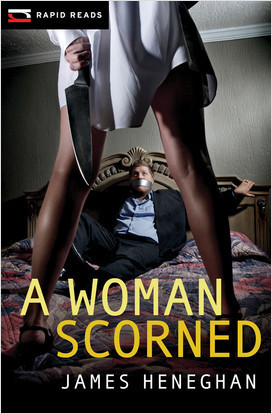 Cover: A Woman Scorned